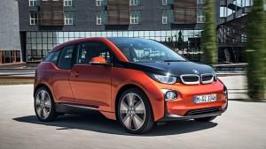 BMW i3 Two Tone