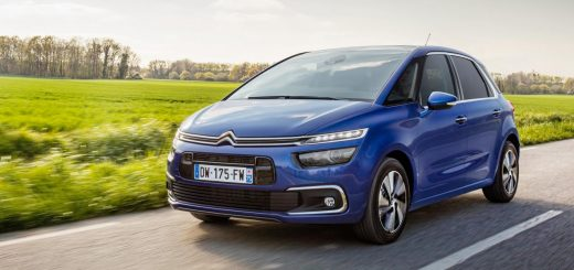 The 2017 Citroen C4 Picasso