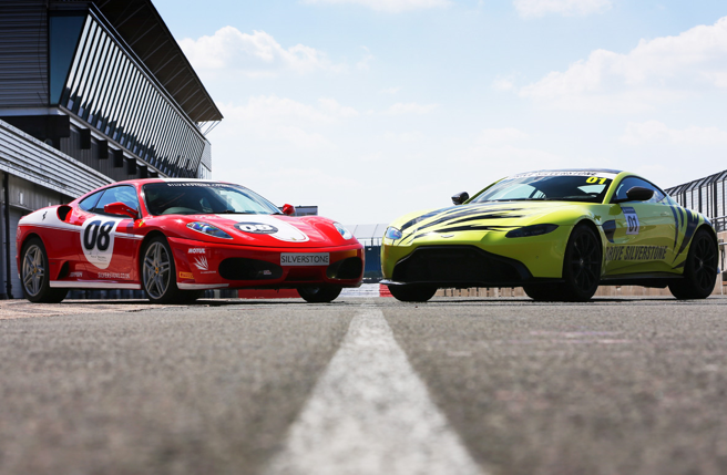 Silverstone Driving Experience
