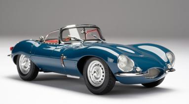 Jaguar XKSS Model